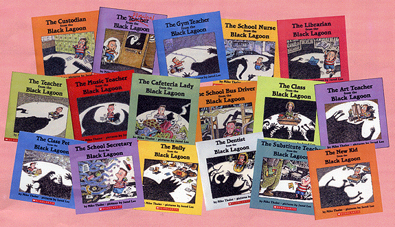 the book report from the black lagoon level The book report from the black lagoon [mike thaler] on amazoncom free shipping on qualifying offers stapled softbound.